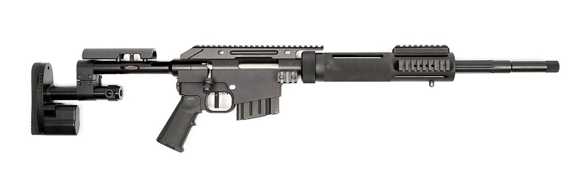 McMillan ALIAS STAR (Standard Tactical Application Rifle)